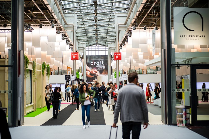 Picture of an exhibition hall in paris nord villepinte