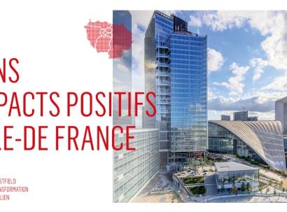 10 ans d'impacts positifs en Île-de-France !
