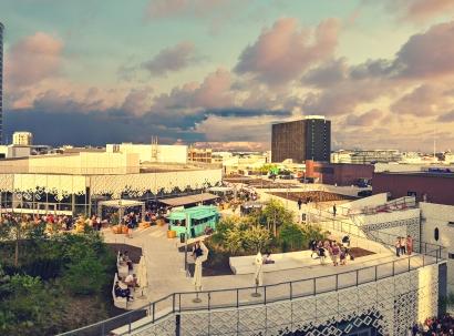 La Part-Dieu Rooftop: the ultimate new experiential venue
