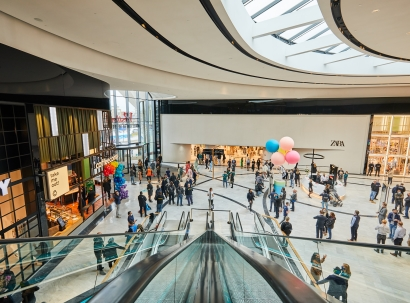 Westfield Mall of the Netherlands officially opened