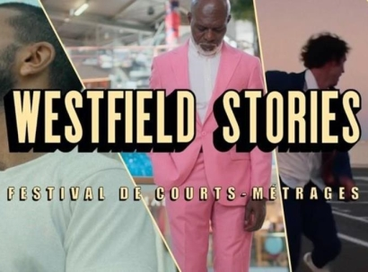 In France, Westfield launches Westfield Stories, a short film festival in partnership with Vice