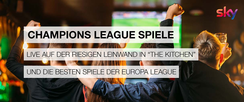 Fußball schauen im Donauplex