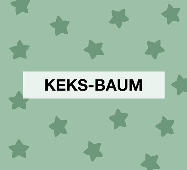 Keks-Baum