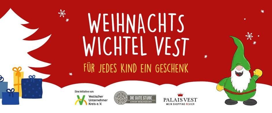 Weihnachten Palais Vest