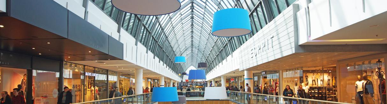 Geschäfte Arcaden Regensburg