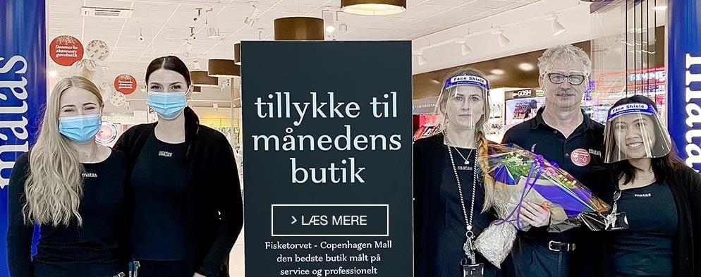 manedens butik