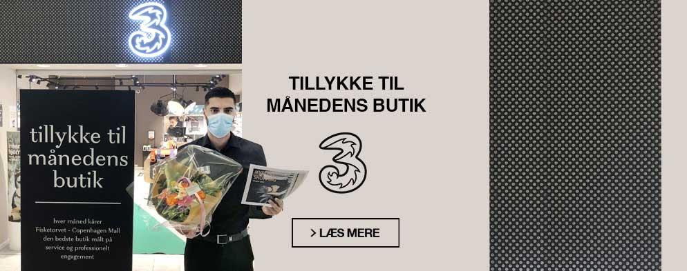 Manedens butik - 3