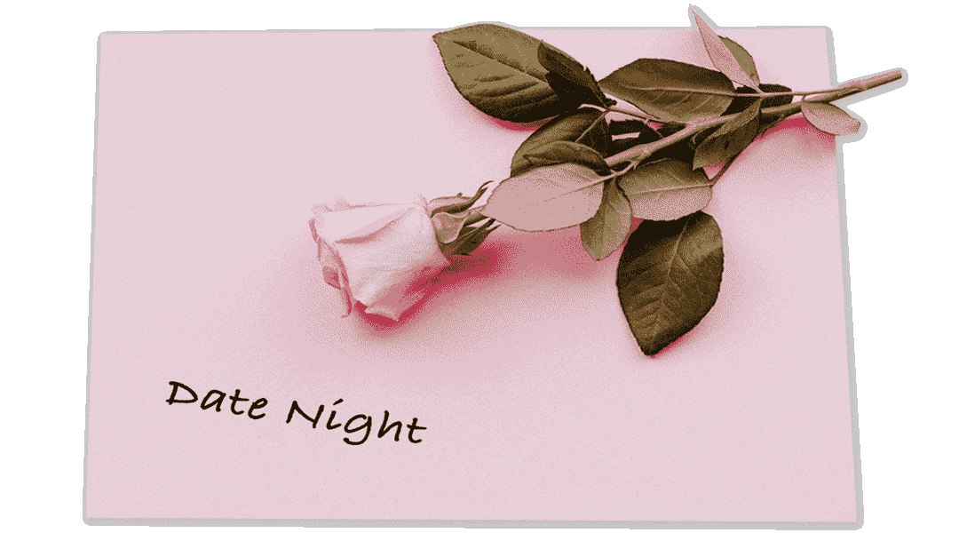 Date Night pink rose