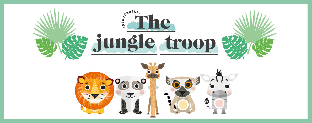 the jungle troop