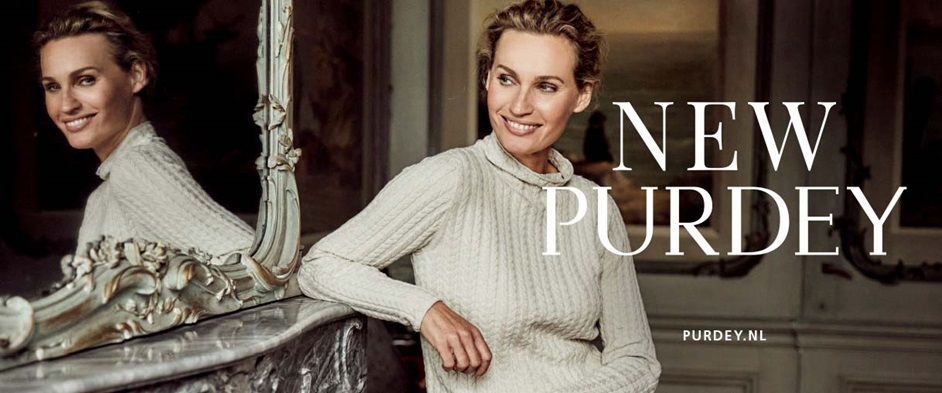 Coming soon Purdey