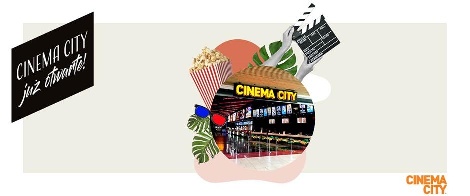 Ponowne otwarcie kina Cinema City