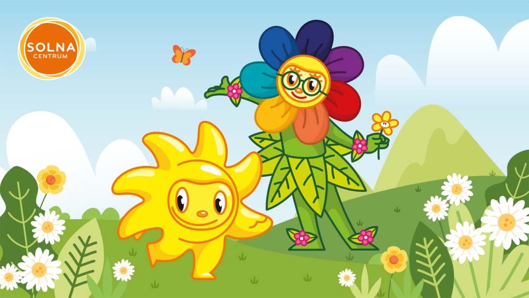 Solis och Solrosa Lekrum