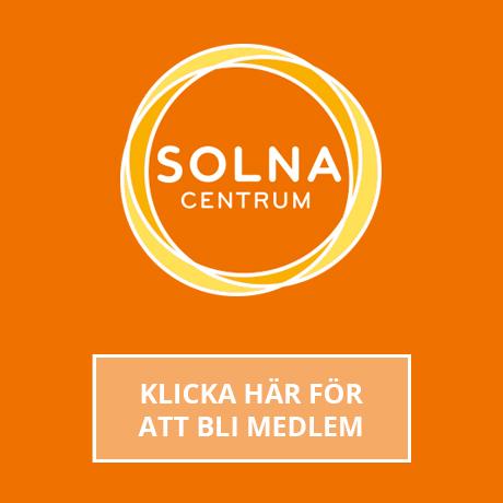 Bli medlem i Solna Centrum