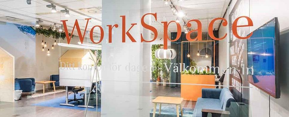 Workspace Solna Centrum