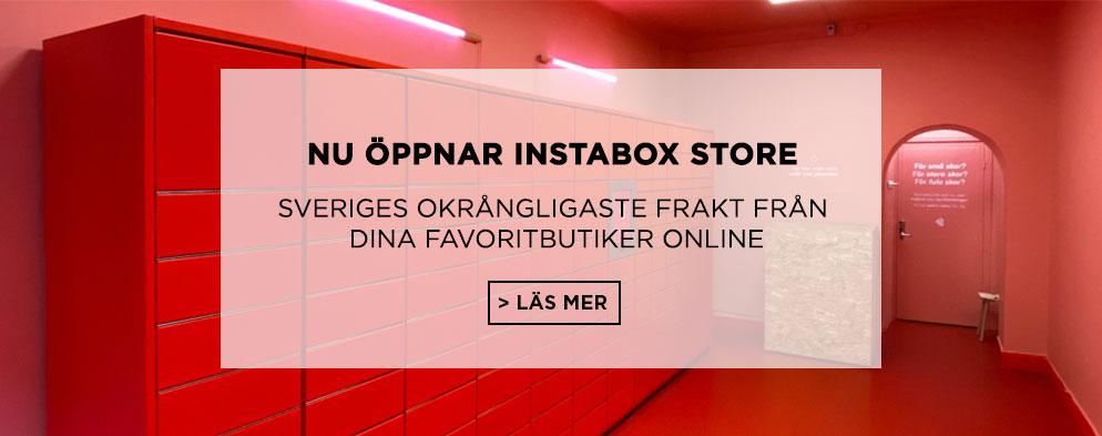 Instabox Store i Solna Centrum