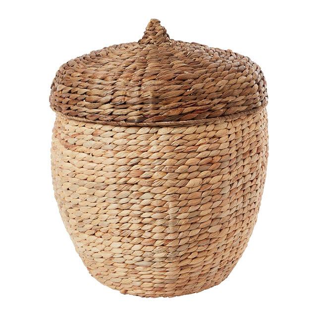 En korg i bambu
