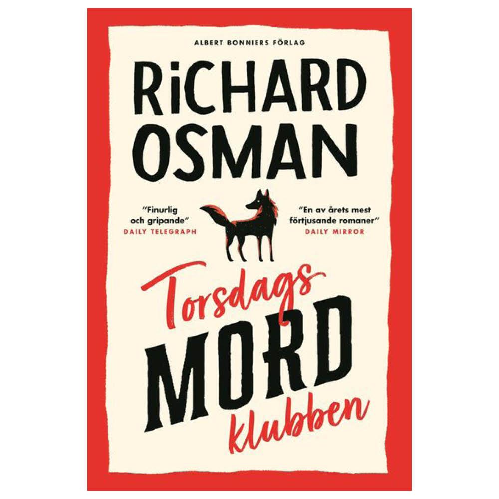 Torsdagsmordklubben av Richard Osman