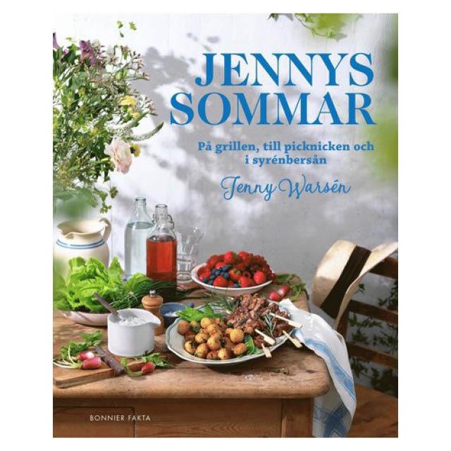 Jennys Sommar av Jenny Warsén