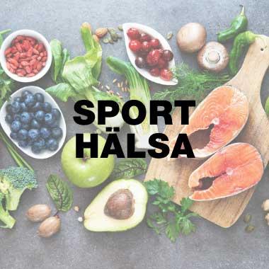 Liveshopping med Täby Centrum, tema sport och hälsa