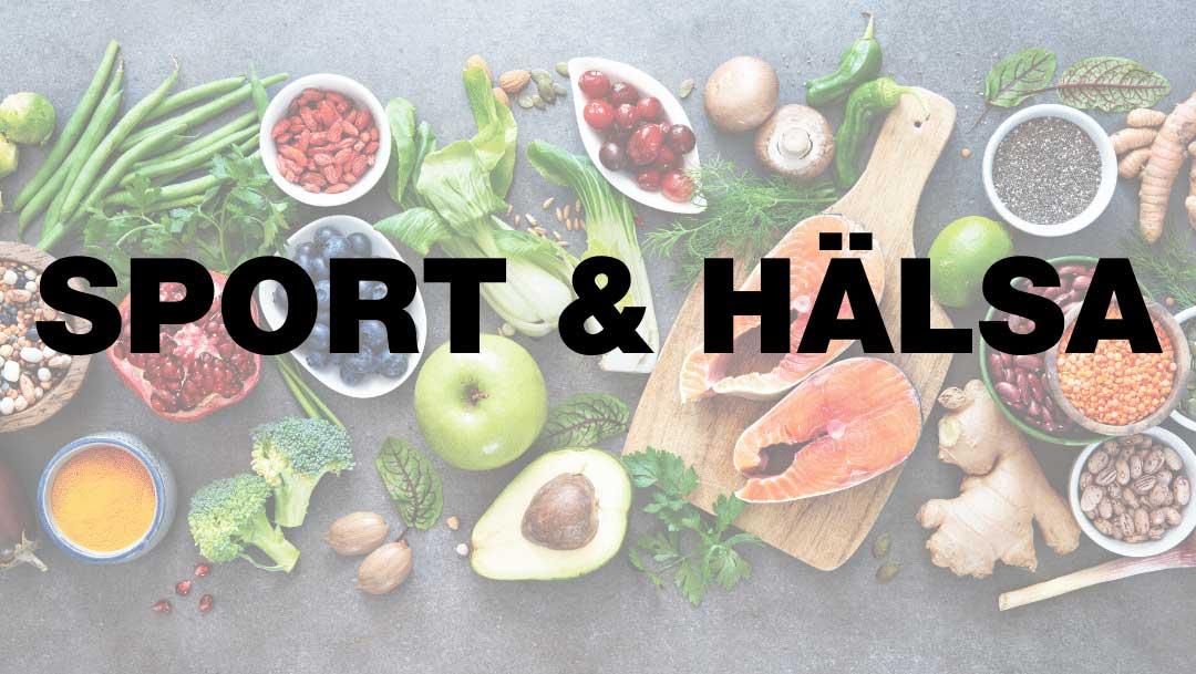 Liveshopping med Täby Centrum, tema mat och hälsa