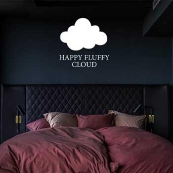 Happy Fluffy Cloud