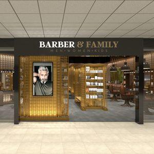 Barber&Family