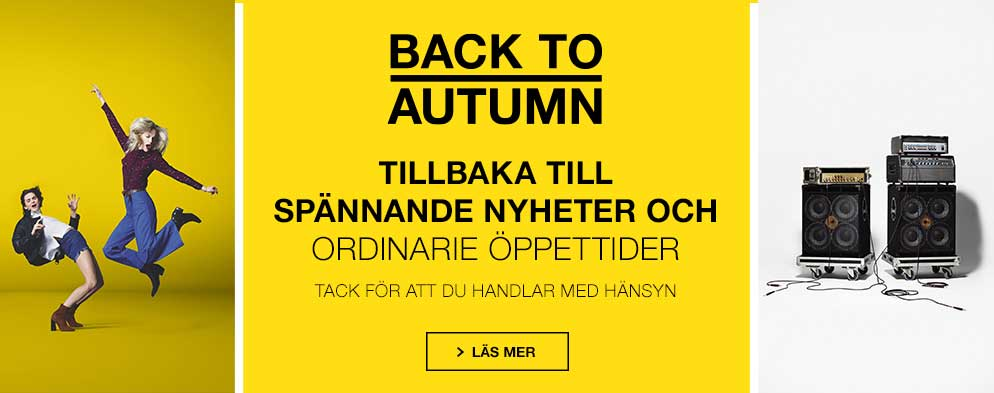Back to autumn