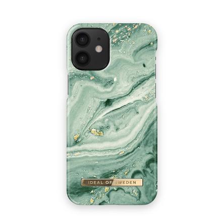 Ett iPhoneskal i spräckliga färger