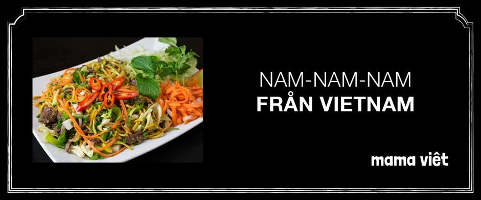 Mama viet, mat från Vietnam