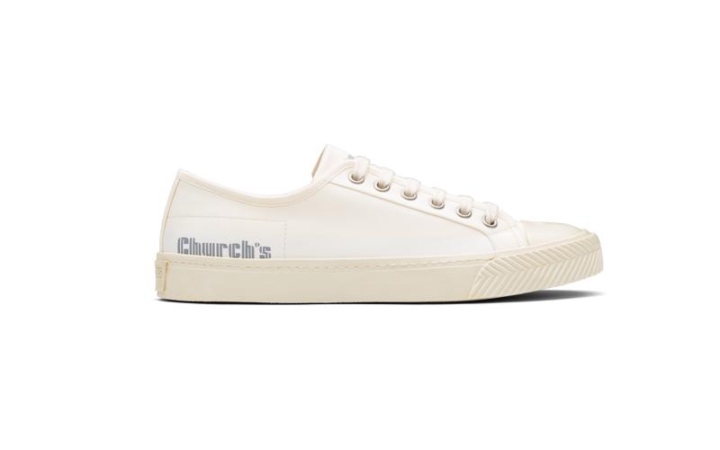 Southbank Gabardine Sneaker, Church's