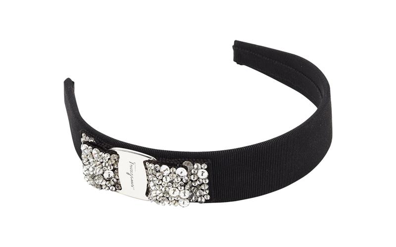 Vera Bow Headband, salvatore ferragamo
