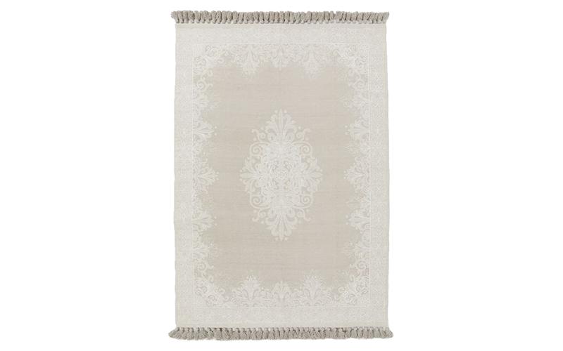 Tasselled cotton rug, H&M