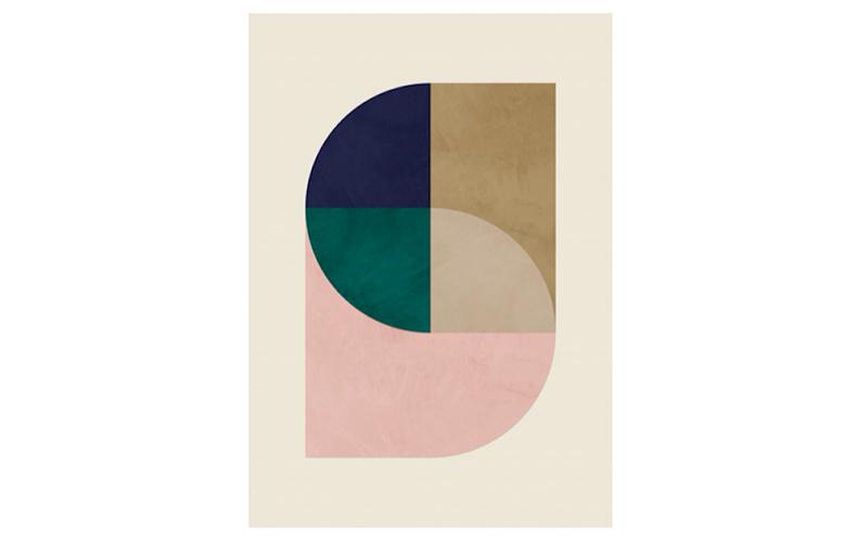 Turning Away 70x100cm Print by Rafael Farias, £70 Habitat