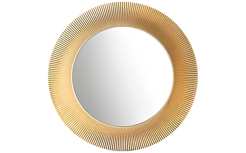 All Saints Mirror by Kartell, Heal's