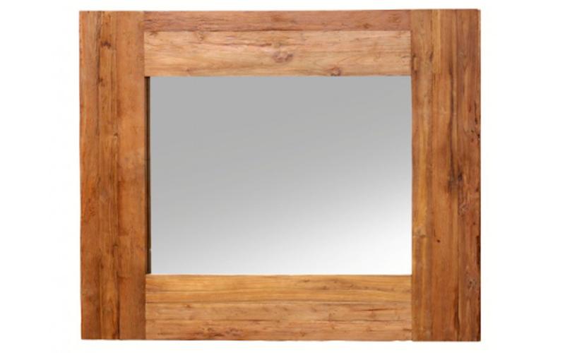 Unmilled Teak Mirror, Raft