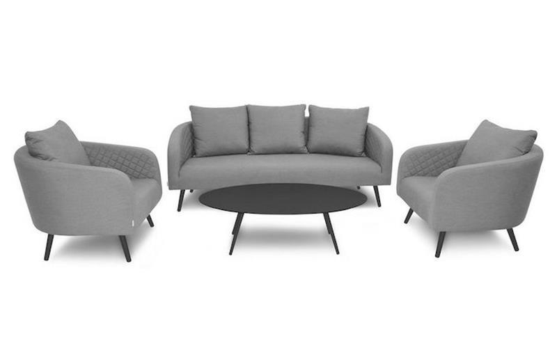 Ambition Garden 3 Piece Sofa Set DFS