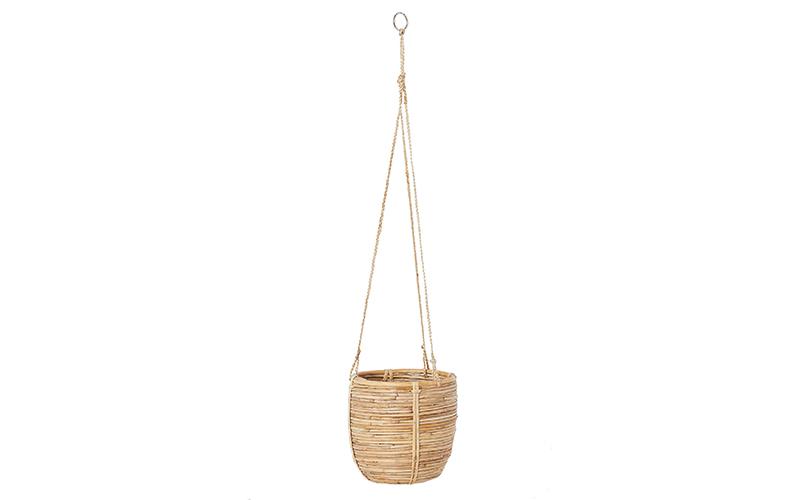 Rattan Hanging Basket H&M Home