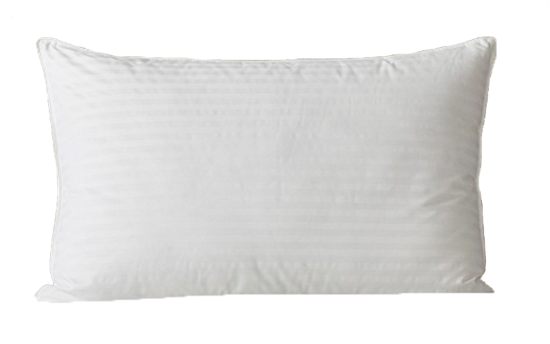 Luxury Hungarian Goose Down Support Pillow, The White Company