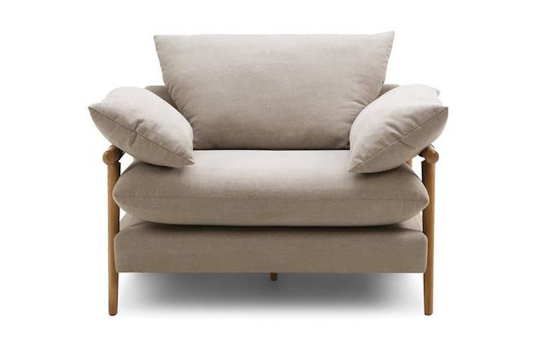Hoxton Cuddler Sofa, DFS