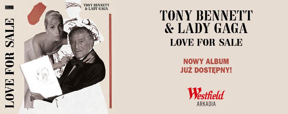 """Love for Sale"" Tony Bennett i Lady Gaga"