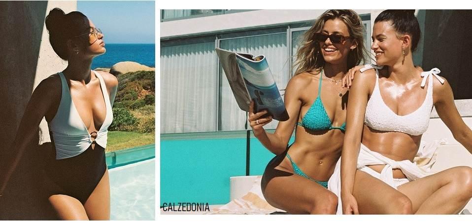 Blog - Idealny strój kąpielowy - foto Calzedonia