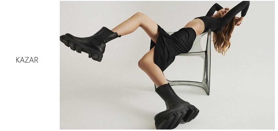 blog modne obuwie Kazar