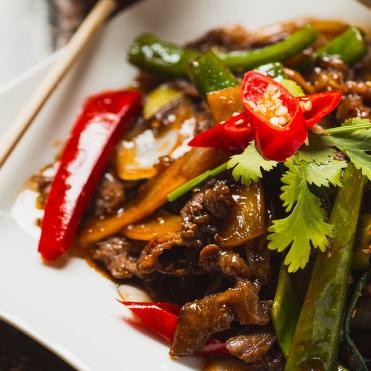 Här hittar du sushi, thairätter, kinesisk Dim Sum och andra varma och kalla asiatiska specialiteter