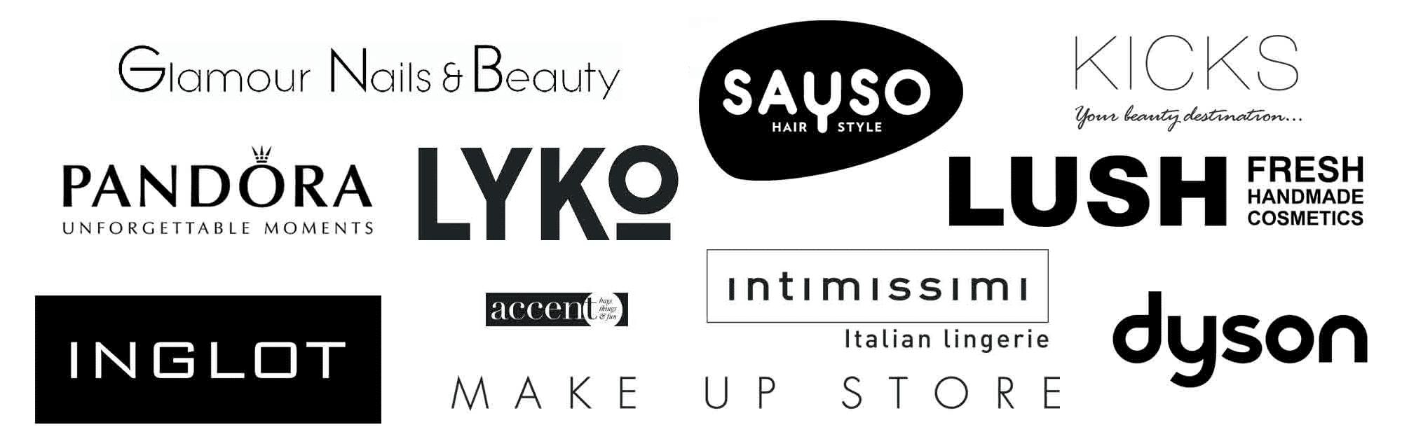 Beauty Mall Logos