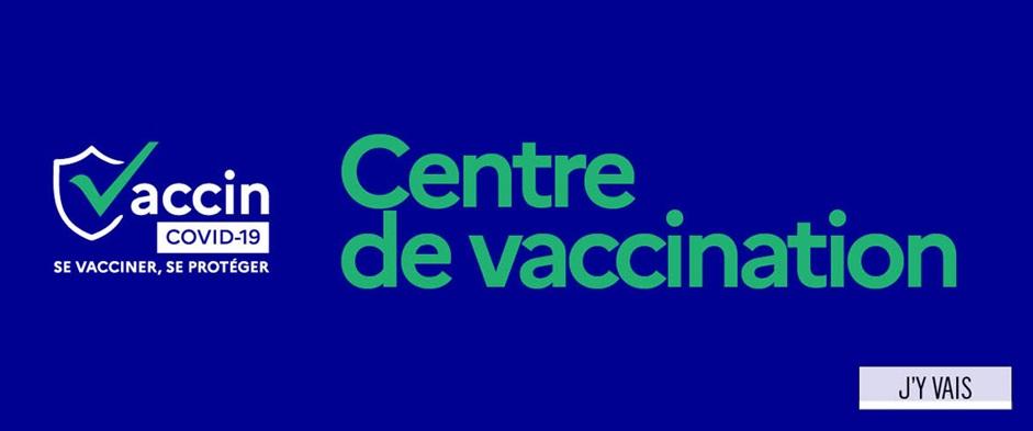 Centre de vaccination Rosny 2